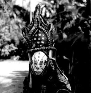 Mmau Masquerade, Amuda village, Isu Ochi