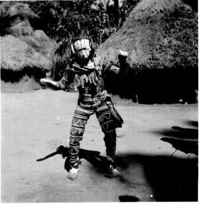 Nwabogho Ehi (heifer) Mmau Masquerade, Amuda village, Isi Ochi