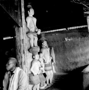 Figures in Obu Amogudu, Abiriba