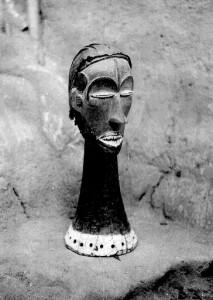 Ekpe (Igbo) head Abiriba