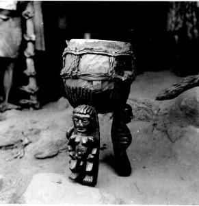 Tripod drum Abiriba