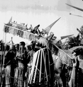 Oki mask Ogbukele festival,  Edolia Village, Abua Igbo