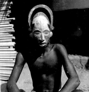 Mask Ugwu Eke village