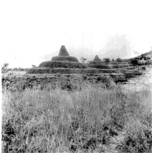 Pyramids Nsude village shrine, Abaja, Northern Igbo
