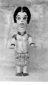 Child's doll (Ibibio)