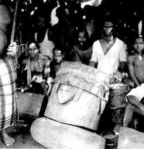 Ogbukele drum and Band  Ogbukele festival,  Ekpafia Igbo