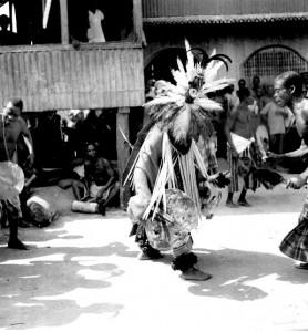 Osu Mask  Ogbukele festival,  Ekpafia Igbo