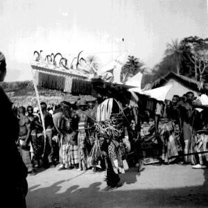 Eside Mask  Ogbukele festival,  Ekpafia Igbo