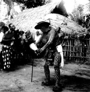 Ekpe (Egbo) Runner Umuahia