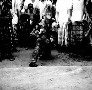 Ekpe (Egbo) Runner Uzuakoli