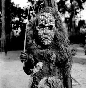 Ekpe (Igbo) mask Ubakala