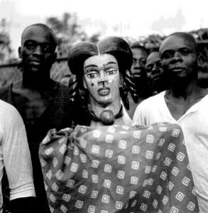 Ikem Masquerade (Ibibio)