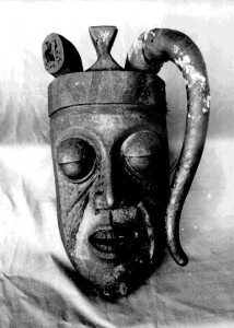Mask from Owu Masquerade