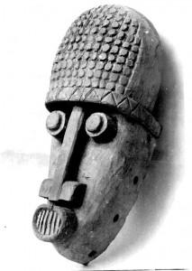 Kalabari Mask