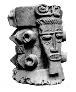 Kalabari Stool
