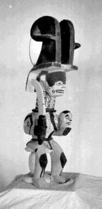 Ikenga Nimo, Nri-Awka Igbo (Pitt Rivers Museum, Oxford (1938 15 43)