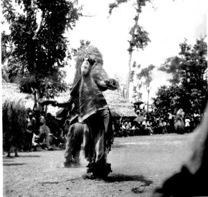 Dancing masker, Boys initiation, Obohia